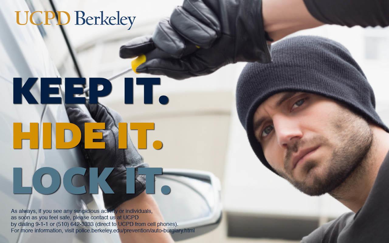 Tips to Prevent Auto Burglary