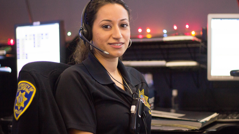 Awesome UCPD Dispatchers Will Send Emergency Responders.