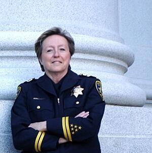 Chief of Police, Margo Bennett