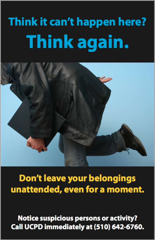 picture of theft prevention poster